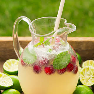 Sparkling Honey Limeade.