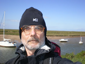 Photo: Norfolk Coast Path - From Brancaster to Warham - Burnham Overy Staithe harbour