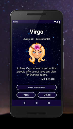 Virgo ♍ Daily Horoscope 2019 by ADNFX Mobile Discovery