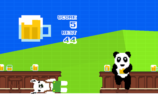 LlAMA with a beer! screenshot 3