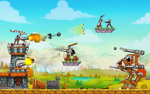 The Catapult 2 Mod Apk 4.0.0 (Unlimited Money + Unlocked) 10