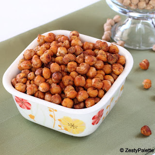 Roasted Chickpeas(Garbanzo)