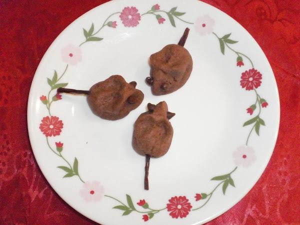 Christmas Mice For Santa Recipe
