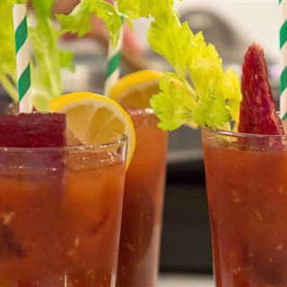 Carson Daly's Hangover-Curing Magical Bloody Mary.