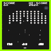 Vector Invaders - Space Shooter Classic Retro Android APK Download Free By Gazzapper Games