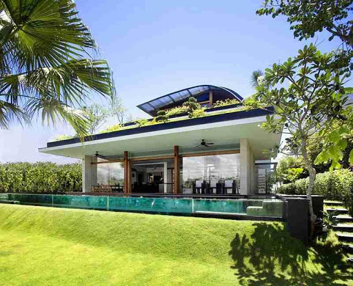 Glass House Design Ideas