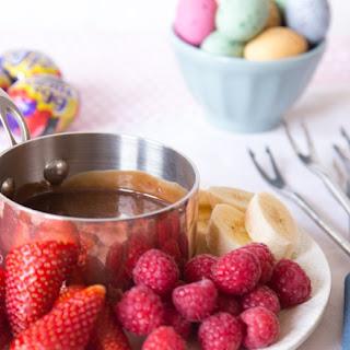 Creme Egg Fondue