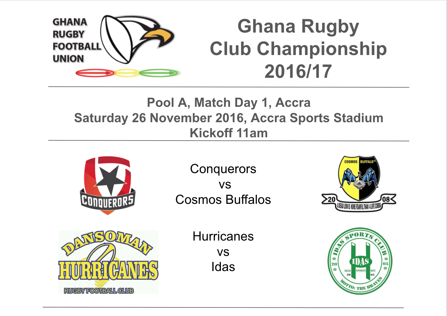 Pool A Match Day 1 Fixtures.png