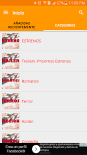 Ver Peliculas Estrenos HD- screenshot thumbnail