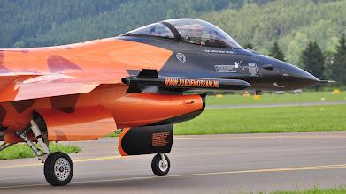 Photo: Holenderski F-16