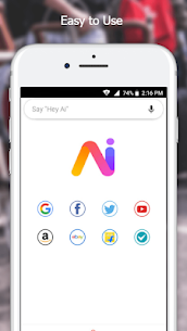 Ai Browser – Fast, free and safe browser App Download For Android 2