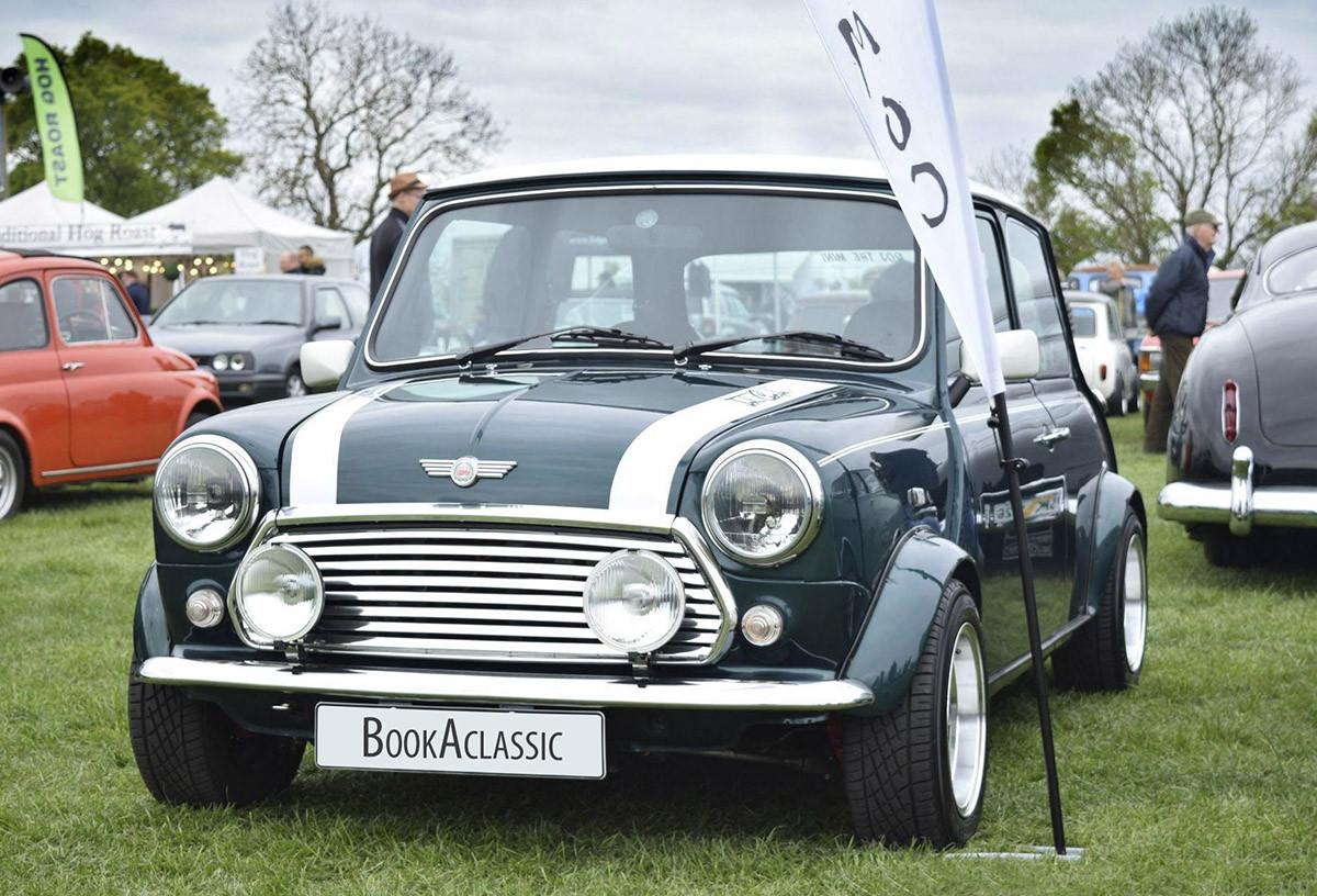 Rover Mini Cooper Hire Leicestershire