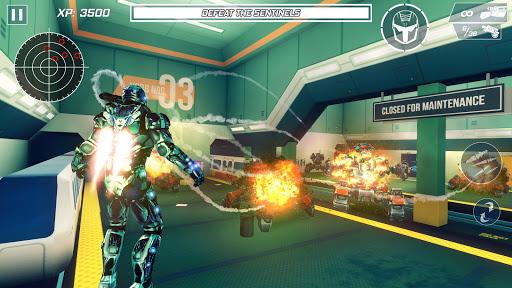 Iron Avenger : Origins 2.0 {cheat|hack|gameplay|apk mod|resources generator} 4