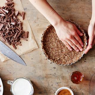 Cinnamon Chocolate Tart