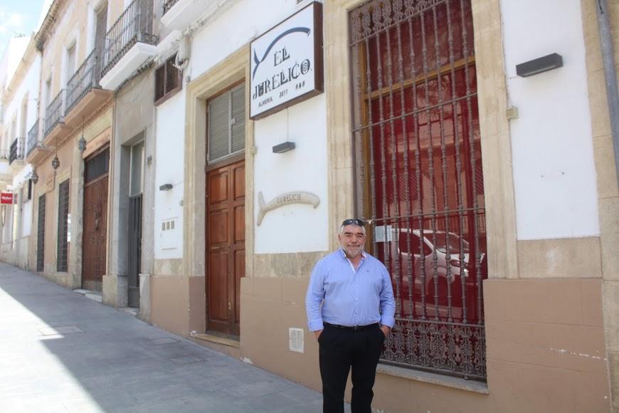 Bar El Jurelico, ubicado en calle Jovellanos, abrirá en próximos días.