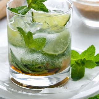 Rum Lime Mint Cocktail Recipes