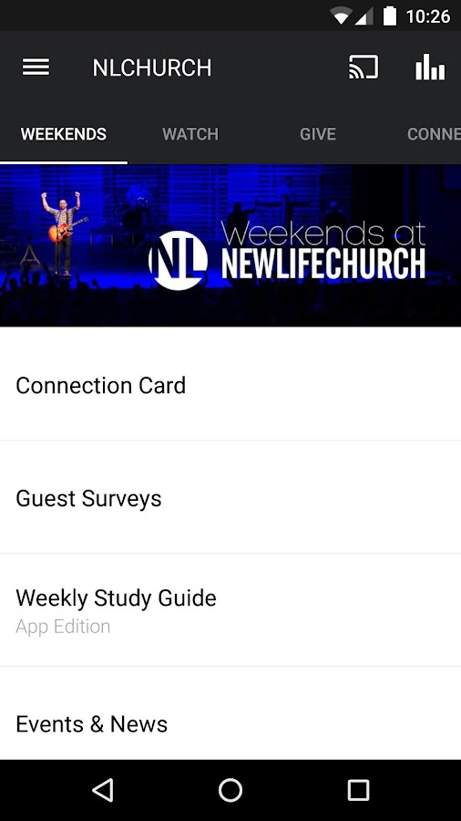 NLCHURCH- screenshot