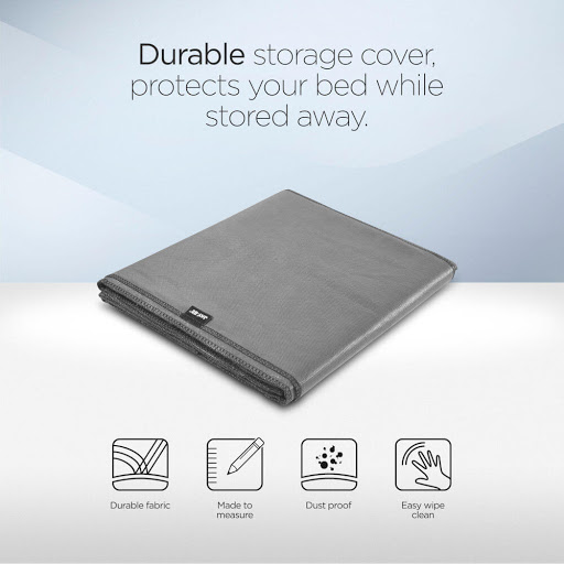 Jay-Be Revolution Pocket Sprung Folding Bed Single