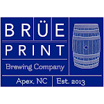 Logo of Brüeprint Bourbon Barrel Aged Belgian Trappist Quad