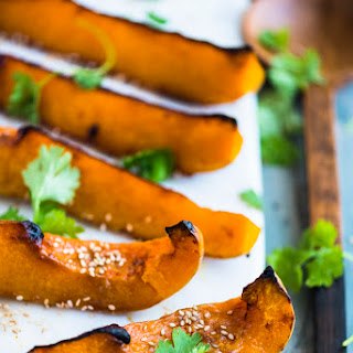 Roasted Butternut with Miso and Garlic Recipe