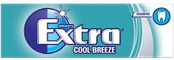 Wrigley Extra Sugarfree Gum - Cool Breeze