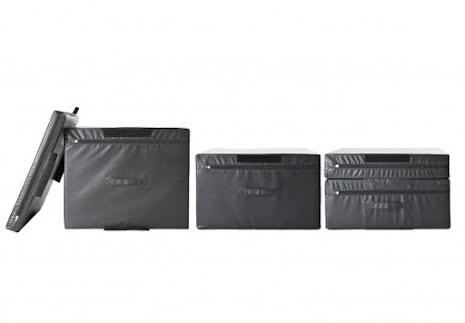 Soft Plyobox Set, 5 delar