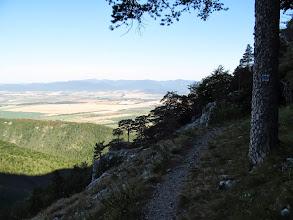Photo: 22.Szlak na Tlstą. Widok na Turczańską kotlinę.