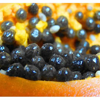 Papaya-Seed Dressing