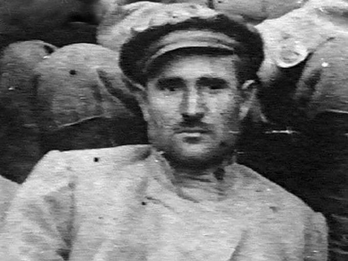Комкор РПАУ Семен Каретник. 1920 рік. Фото із сайту makhno.ru