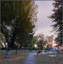 Photo: Turda - Calea Victoriei, Nr.3A -parc in Mr.1 - 2018.10.06