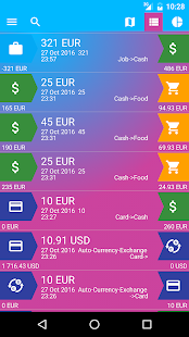 Expense Tracker Money GO - náhled