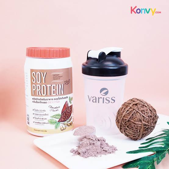 1. Variss Soy Protein Chocolate Flovor