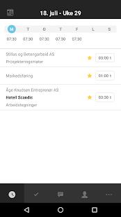 PowerOffice Go Mobile - náhled