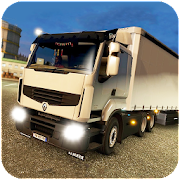 Euro Truck : Cargo Delivery Driving Simulator 3D
