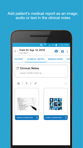 Patient Medical Records & Appointments for Doctors 4.0 screenshots 5