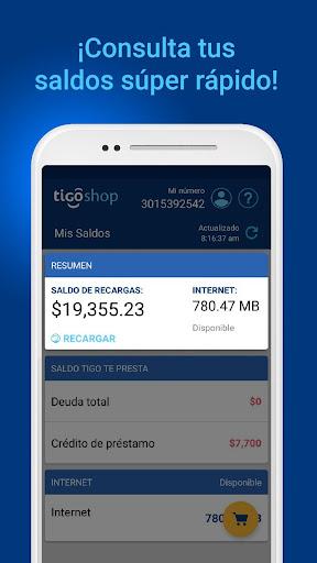 Tigo Shop Colombia 2.0.5 screenshots 1