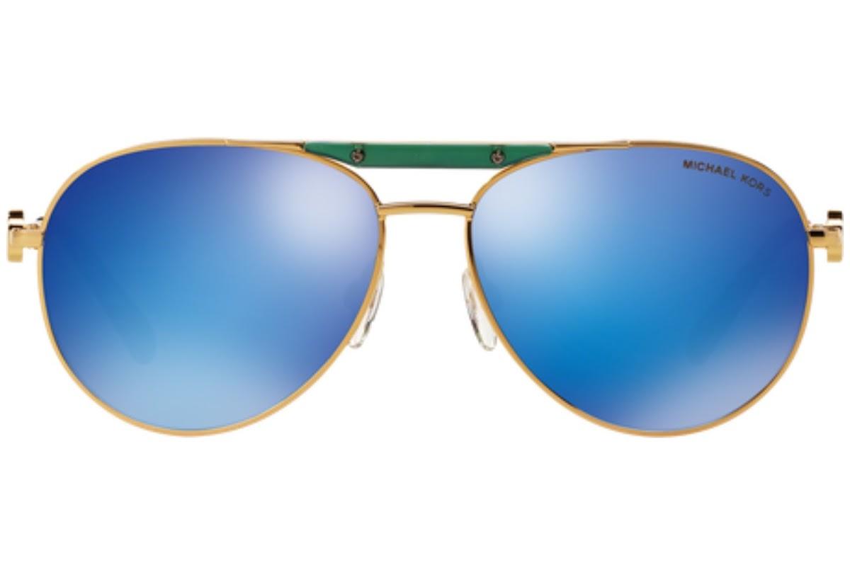 abea0e4ffd Buy Michael Kors Zanzibar MK5001 C58 109725 Sunglasses
