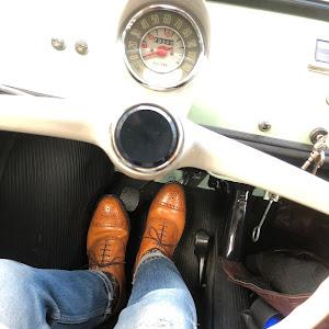 フィアット500  Fiat500D 1963'sのカスタム事例画像 Jimmyさんの2018年12月17日21:04の投稿