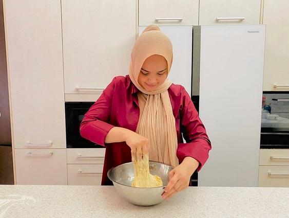 Siti Nurhaliza masak resipi sedap