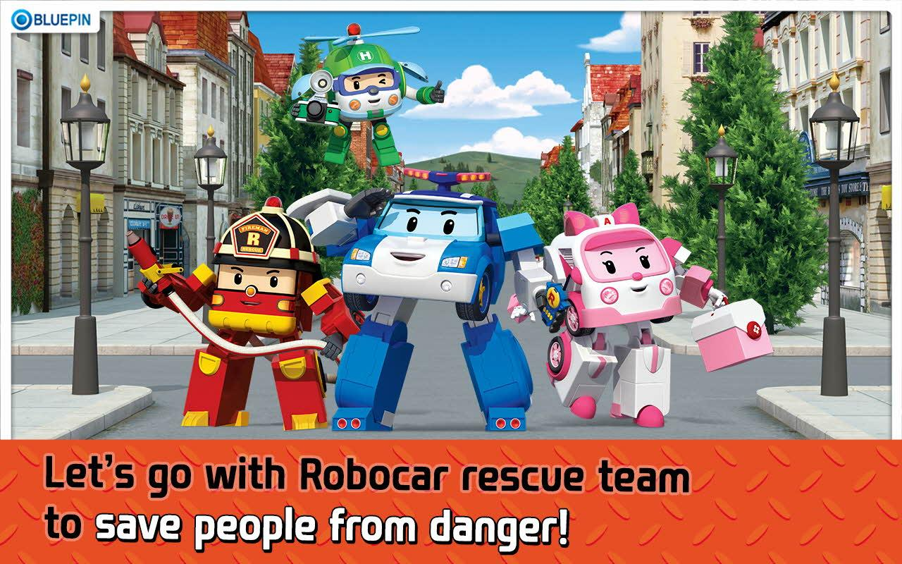 Robocar Poli Revenue Download Estimates Google Play