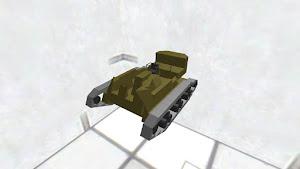 試製対空戰車 タセ