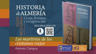 Diputación comparte en formato digital la mayor colección de la provincia \'Historia de Almería\'
