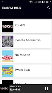 RockFM 105.5- screenshot thumbnail