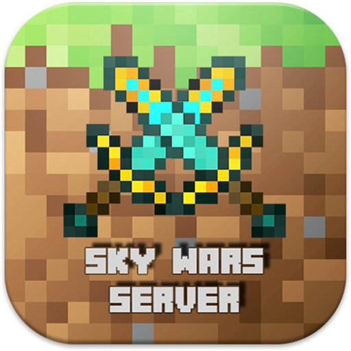 Sky War Server for MCPE
