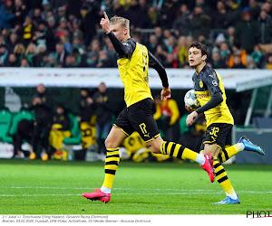 🎥 Wereldgoal van zeventienjarige en nummer acht (!) van Haaland volstaan niet voor Borussia Dortmund in Duitse Beker