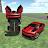 Car Robot Simulator logo