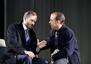 Photo: Theater an der Wien: La mère coupable Oper in drei Akten von Darius Milhaud . Premiere am 8.5.2015. Markus Butter, Stephane Loges. Copyright: Barbara Zeininger