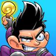 Shakes and Fidget Retro icon