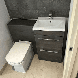 Epwell - Oxfordshire bathroom remodelling completed