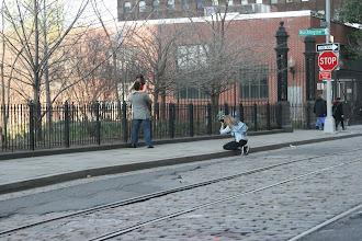 Photo: Photography in DUMBO.
